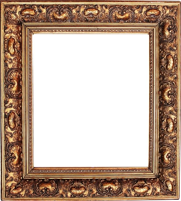 Resuse Old Picture Frames